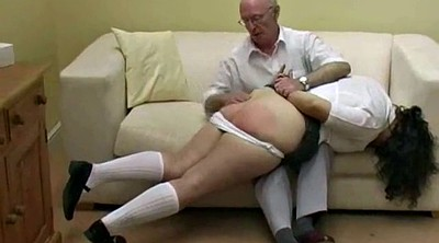Spanking, Father, Spanked