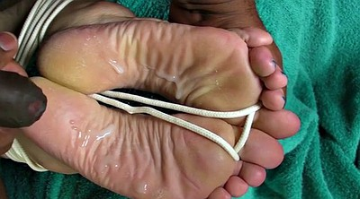 Sole, Bondage foot, Cum sole, Tie foot, Bondage feet, Blindfold