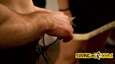 Swinger, Naked, Casting couples