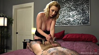 Facesitting, Mistress, Femdom handjob, Facesit, Cherry torn