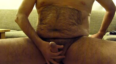 Solo gay, Chubby hairy, Chubby amateur