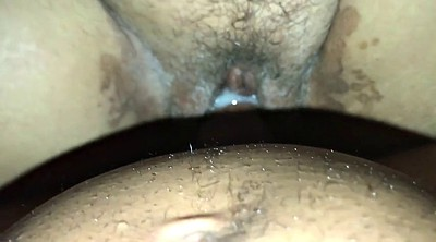 Creampie pussy, Big clits