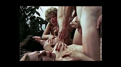 Pee, Retro, Vintage orgy, Hairy group