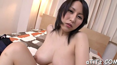 Japanese tit fuck, Japanese threesome