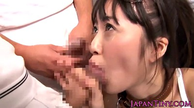 Japanese hot, Asian cumshot