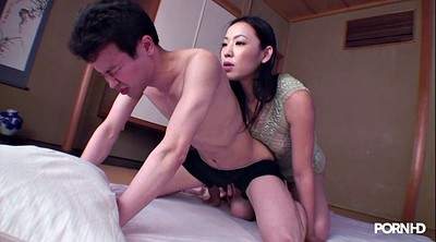 Femdom, Japanese femdom, Asian femdom, Japanese ass, Lick pussy, Japanese pussy