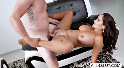 Ava addams, Huge cum, Face, Cum in face