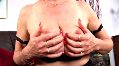 Mature, Granny big, Big titts