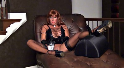 Gloves, Heels, Mistress t