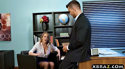 Britney amber, Office anal