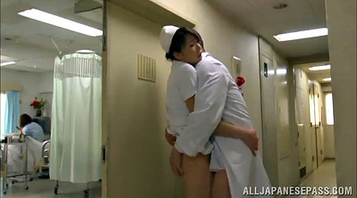 Hairy, Orgasm, Hospital, Asian nurse