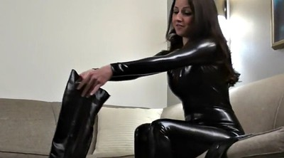 Boots, Boot, Catsuit, Boot fetish