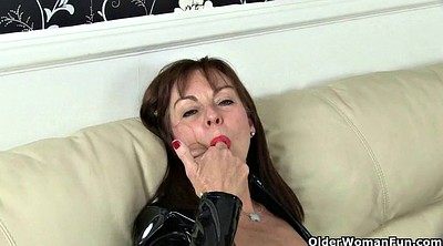 Nylon mature, British mature