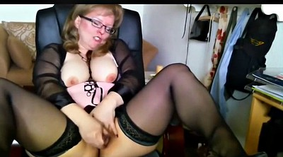 German mature, Bbw masturbating
