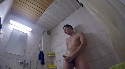 Squirting, Take shower, Big squirt