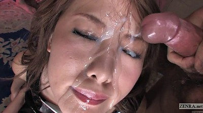 Group japanese, Bukkake, Group, Japanese group, Japanese blowjob, Race queen
