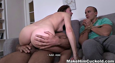 Bound fuck, Big tits riding