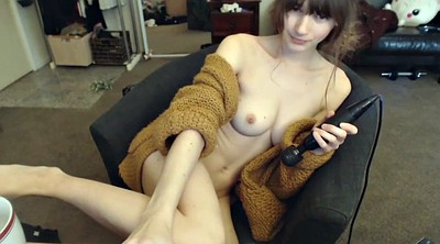 Skinny anal, Young webcam