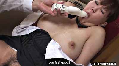 Moan, Japanese dildo, Big toy