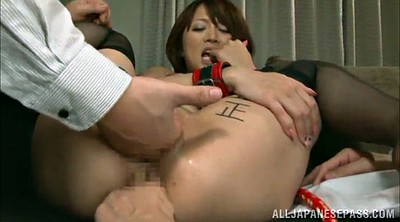 Japanese couple, Hairy milf