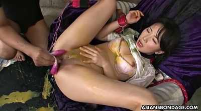 Piss, Lubed, Japanese bdsm, Japanese bondage, Japanese piss, Japanese big ass
