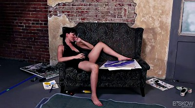 Chastity, Pussy eating