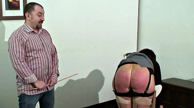 Caning, Caned, Mature spanking