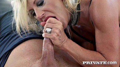 Marina, Mature cuckold, Mature blonde, French mature