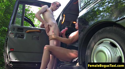 Car blowjob, Amateur, Moring