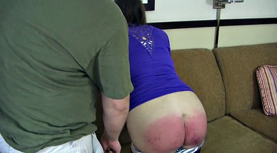 Spanked, Spanking punish