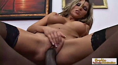 Wife cuckold, Step son, Seduce