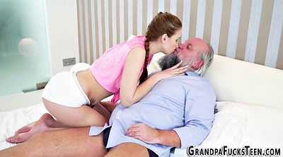 Grandpa, Teen blowjobs