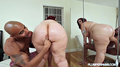 Interracial blowjob bbw, Big ass, Bbw interracial blowjob