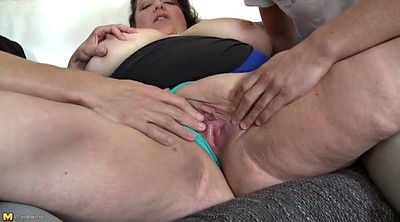 Mom son, Mom & son, Bbw mom, Busty mom