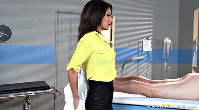 Doctor, Cfnm, Jessica jaymes, Glory hole, Table, Glory