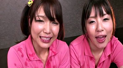 Swap, Japanese lesbian, Swapping