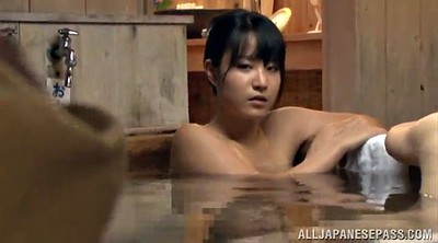 Old man, Asian granny, Reality, Man, Spa, Sauna