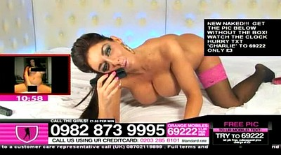 Babestation, Big tits solo, Charlie