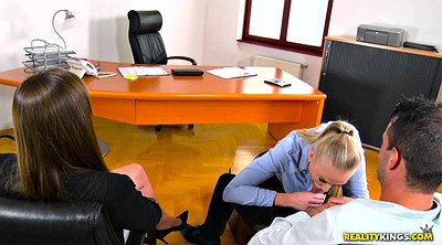 Angelica, Kayla, Kayla green, Russian cuckold, Green, Russian office