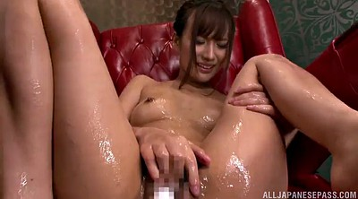 Oil, Asian sex, Vibrate