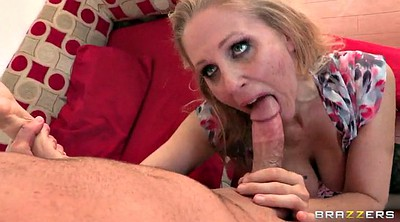 Julia ann, Holed, Mom ass, Blonde mom