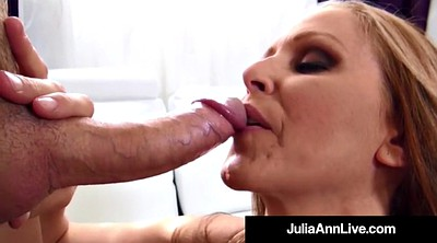 Julia ann, Julia, World, Handjob mature, Anne