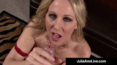 Julia ann, Dirty talk, Talk, Mature pov, Dirty talking