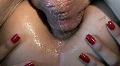 Skinny anal creampie, Skinny anal, Own cum, Eating creampie, Eat own cum, Cum eating