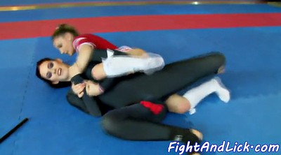 Fighting, Lesbian fight, Costume