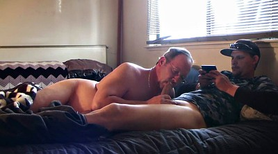 Swallow, Old cum, Gay old