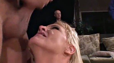 Wife watches, Watching wife, Big wife