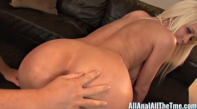 Anal creampie, Riley anal