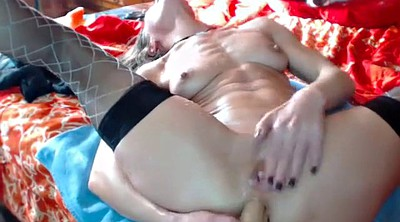 Anal squirt, Granny anal, Squirting anal