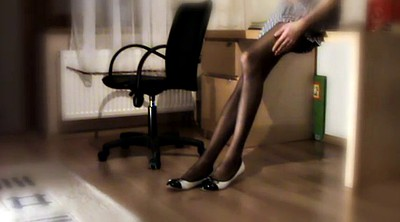 Pantyhose, Crossdresser